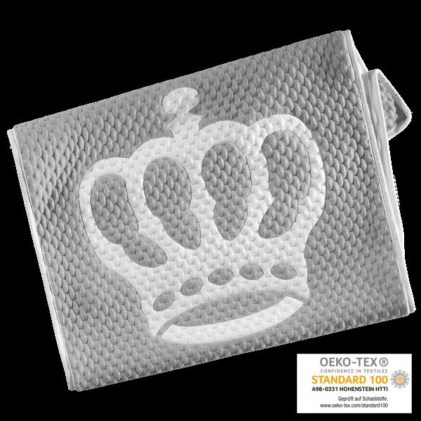 Liegefläche Krone mit Ökotex Siegel zum schnellen Wechseln, waschbar